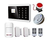 billiga Sensorer och larm-KONLEN GSM / TELEFON Plattform GSM / TELEFON Trådlöst Tangentbord / SMS / Telefon 433 Hz för