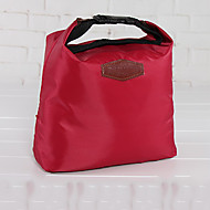 Unisex Bags All Seasons Polyester Tote for Outdoor Navy Blue Red Blue Pink Wine