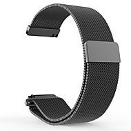 billiga Smart klocka Tillbehör-Klockarmband för Pebble Time / Pebble Time Steel / Pebble Time 2 Pebble Milanesisk loop Rostfritt stål Handledsrem