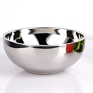 cheap Dinnerware-Stainless Steel Dining Bowl Dinnerware with High Quality Use Everyday