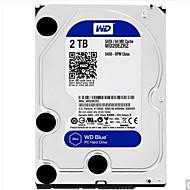WD 2TB Desktop Hard Disk Drive 5400rpm SATA 3.0 (6Gb / s) 64 Mb cache 3.5 inch-WD20EZRZ