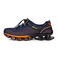 Løbesko Fritidssko Sneakers Unisex Anti-glide Anti-Rystelse Dæmpning Ventilation Virkning Hurtig Tørre Vandtæt Ultra Lys (UL) Påførelig