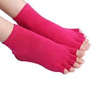 Prstové ponožky Turistické ponožky Protiskluzový Ter Emen pro Jóga