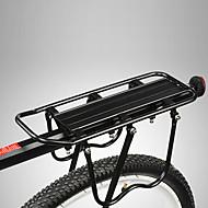 billige Sykkeltilbehør-Bike Cargo Rack / Bakre rack Maks Lasting 50 kg Justerbare / Enkel å installere Aluminiumslegering Fjellsykkel - Svart