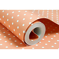 Geometrisk Solid Tapet til Hjemmet Moderne Tapetsering , Non-woven papir Materiale selvklebende nødvendig bakgrunns , Tapet
