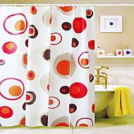baratos Cortinas de Banho-Neoclassicismo PEVA 180 * 180  -  Alta qualidade Cortinas de Banheiro