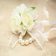 Hochzeitsblumen Freigeformt Armbandblume Hochzeit Partei / Abend Spitzen