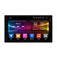 Ownice DGS7001F 7 inch 2 Din Android6.0 U-crtica DVD player MRLJA za Univerzális podrška / MPEG4 / MP3 / JPEG / MP4 / JPG