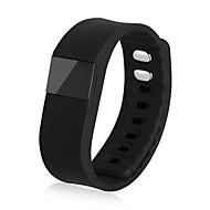 tanie Inteligentne zegarki-Inteligentne Bransoletka Ekran dotykowy Spalone kalorie Krokomierze Śledzenie odległości Anti-lost Obsługa wiadomości Obsługa aparatu