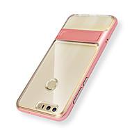 billiga Mobil cases & Skärmskydd-fodral Till huawei P9 Huawei Honor V8 Huawei Huawei Mate 8 med stativ Skal Ensfärgat Hårt TPU för Huawei P9 Honor 8 Huawei Honor V8