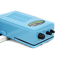 Akvarij Zračne pumpe Bez zvuka Plastika DC 12V