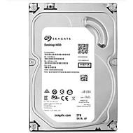tanie Dyski twarde wewnętrzne-Seagate 2 TB Desktop Hard Disk Drive 7200rpm SATA 3.0 (6 Gb / s) 64 MB Pamięć podręczna 3.5 cali-ST2000DM001
