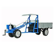 Spielzeugautos Spielzeuge Baustellenfahrzeuge Bauernhoffahrzeuge Retro Einziehbar Simulation Maschine Aushebemaschinen Metalllegierung