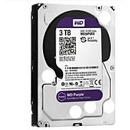WD 3TB デスクトップハードディスクドライブ SATA 3.0(6Gb /秒) 64MB キャッシュWD30PURX