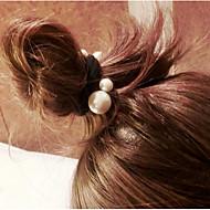 Gumy i krawaty Akcesoria do włosów Perłowy Peruki Akcesoria Dla kobiet