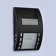 IP65 valaistuksen ohjaus seinävalaisimet polku valot 3 ledit auringon valo ulkotarha valo vedenpitävä energiaa infrapuna LED lamppu