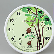 kleur willekeurige willekeurige kleur ming hoge huishoudelijke binnentemperatuur en vochtigheid meter een mini temperatuur hygrometer