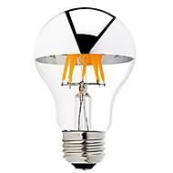 お買い得  LED電球-ONDENN 1個 5W 500-550 lm B22 E26/E27 フィラメントタイプLED電球 G60 6 LEDの COB 調光可能 温白色 AC 220-240V AC 110〜130V