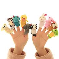 Fingerpuppe Model & Building Toy Spielzeuge Neuartige Gewebe Baumwolle Regenbogen
