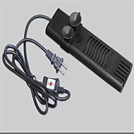 billiga Tillbehör till fiskar och akvarium-Akvarium Värmare Med strömbrytare Energisparande 1000W 220V Plast
