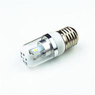 billige Bi-pin lamper med LED-1pc 3.5 W 240 lm E14 / G9 / GU10 LED-lamper med G-sokkel T 6 LED perler SMD 5730 Dekorativ Varm hvit / Kjølig hvit 85-265 V / 1 stk.