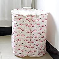 Boîte de Rangement Sacs de Conservation Paniers de Rangement avec Fonctionnalité est Ouvert , Pour Sous-vêtement Tissu