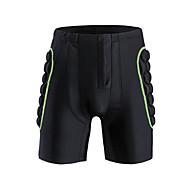 ieftine Echipament de protecție-Bărbați Pantaloni Scurți cu Burete Bicicletă Pantaloni Scurți Padded / Pantaloni Design Anatomic Negru Îmbrăcăminte Ciclism