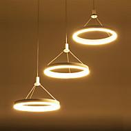 voordelige -OYLYW 3-Light TROS Plafond Lichten & hangers Sfeerverlichting - Ministijl, LED, 90-240V, Warm Wit / Wit, LED-lichtbron inbegrepen