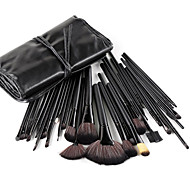 ieftine -Set Pensule Machiaj Profesionale Negru 32Buc pensule de machiaj profesionale cosmetice Make Up Brush Sete