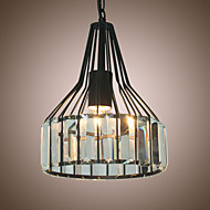 cheap Chandeliers-Pendant Light Ambient Light - Crystal Mini Style Designers, Vintage Lantern Traditional / Classic Modern / Contemporary, 110-120V 220-240V