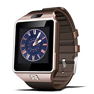 dz09 touchscreen intelligente slimme horloge telefoon partner voor iPhone ios samsung android