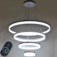 billige Takbelysning og vifter-Lysekroner Omgivelseslys - Mulighet for demping LED Dimbar med fjernkontroll, Tiffany Rustikk / Hytte Land Traditionel / Klassisk Retro