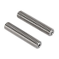 Anet MK8 2pcs Stainless Steel Nozzle Teflon Pipes - SILVER GREY
