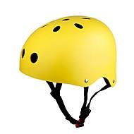 KUYOU キックスケーター/ スケートボード/ ローラースケート用ヘルメット 子供用 ヘルメット CE Certification 通気性 調整可 ワンピース マウンテン 保護 スポーツ 青少年 のために レクリエーションサイクリング スケートボード インラインスケート