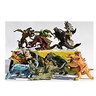 Drachen & Dinosaurier Spielzeuge Dinosaurierfiguren Velociraptor Jurassischer Dinosaurier Tyrannosaurus Triceratops Dinosaurier