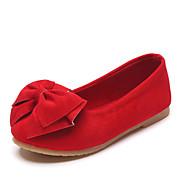 billige -60%-Jente Flate sko Sko til blomsterpiker Lette såler PU Vår Sommer Bryllup Avslappet Formell Fest/aften Sko til blomsterpiker Lette såler
