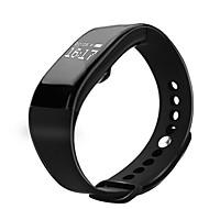 vandtæt V66 pulsmåling armbånd bluetooth touch-screen trin bevægelse meter smarte armbånd