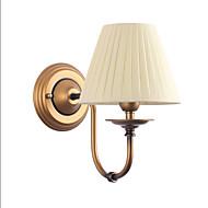tanie Kinkiety Ścienne-Modern / Contemporary Lampy ścienne Na Metal Światło ścienne 110-120V 220-240V 3W