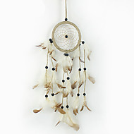 Wall Decor Leather Rustic Wall Art,Dreamcatcher of 1