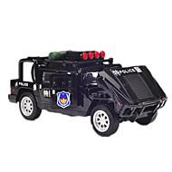Aufziehbare Fahrzeuge Spielzeugautos Rennauto Polizeiauto Spielzeuge Ente Auto Metalllegierung Metal Stücke Jungen Geschenk