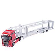 Aufziehbare Fahrzeuge Spielzeugautos Lastwagen Baustellenfahrzeuge Spielzeuge LKW Spielzeuge Metalllegierung Metal Stücke Unisex Geschenk