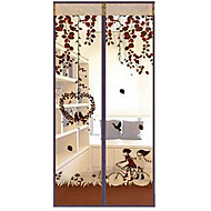 Mosquito Curtain Polyster with Feature is Encryption&Magnetic , 147 Door&Window