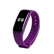 tanie Inteligentne zegarki-Inteligentne Bransoletka YYM8 na iOS / Android / iPhone Pulsometr / Pomiar ciśnienia krwi / Spalone kalorie / Długi czas czuwania / Regulator czasowy Powiadamianie o połączeniu telefonicznym