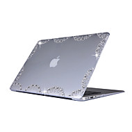 tanie Akcesoria do MacBooka-MacBook Futerał na Falowane Plastikowy MacBook Air 13 cali MacBook Pro 13 cali MacBook Air 11 cali MacBook Pro 13- palců s Retina