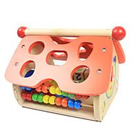 Bausteine Bildungsspielsachen Spielzeuge Haus Stücke Kinder Geschenk