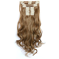 Clip-in Synthetisch Haarextensions Haarextensies