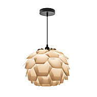 Χαμηλού Κόστους LED Gadgets-1 τμχ Αμπαζούρ Διακοσμητικός φωτισμός Πλαστική ύλη