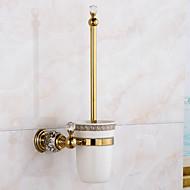 Tuvalet Fırçalar ve Tutucular Modern Pirinç