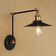 tanie Kinkiety Ścienne-Rustykalny Lampy ścienne Metal Światło ścienne 110-120V / 220-240V 4 W / E27