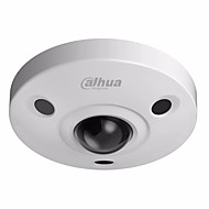 Dahua® ipc-ebw81200 12m ultrahd vandal-proof ir nettverk fisheye kamera med micro sd memery night vision poe